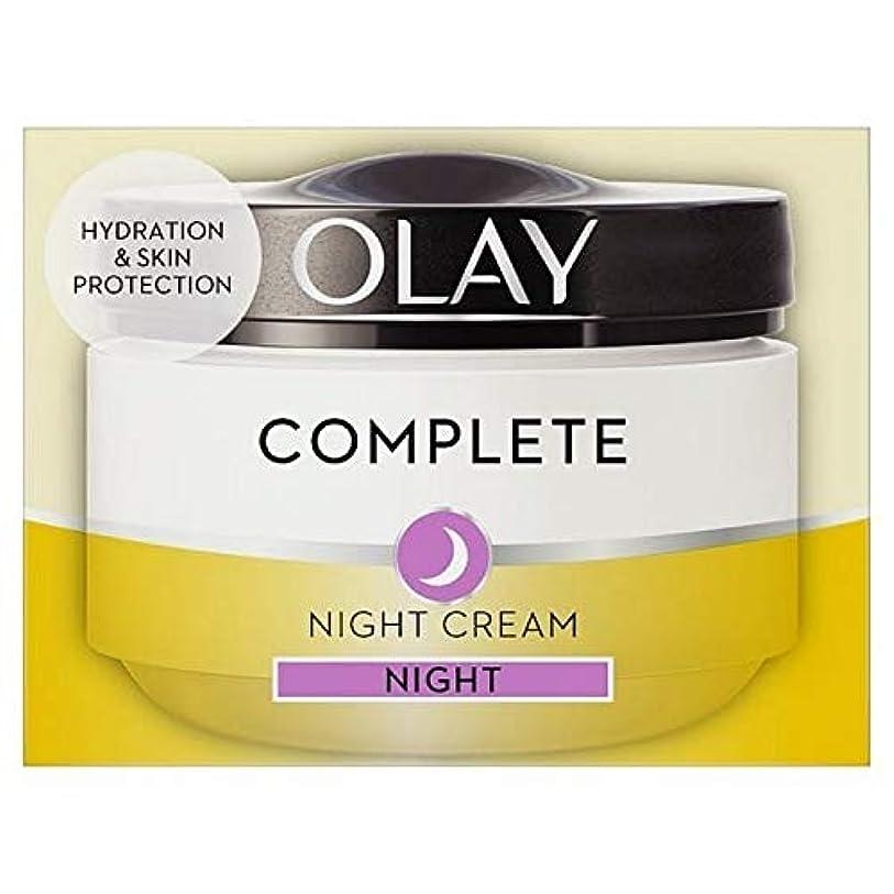 バンド仮説好む[Olay ] 完全な3In1の夜の保湿50ミリリットル - Complete 3in1 Night Moisturiser 50ml [並行輸入品]