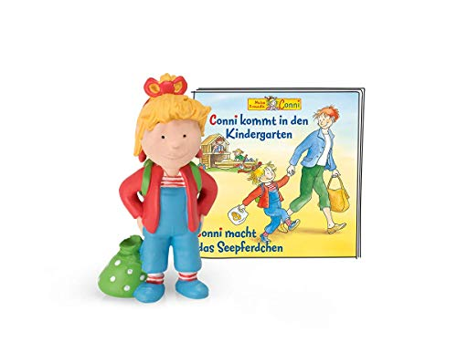 tonies Hörfigur Conni für die Toniebox: Conni kommt in den Kindergarten / Conni macht das Seepferdchen