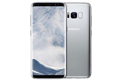 Samsung Galaxy S8 + Smartphone 6.2 (12 MP, 64GB interner Speicher, 4 GB RAM, Octa 2.35 GHz, GPU Adreno 540) Silver