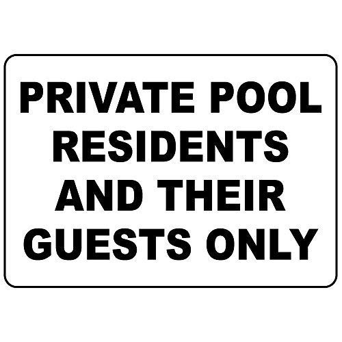 Private Pool Residents