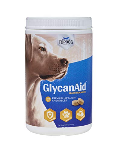 Top 10 best selling list for top supplements for dogs