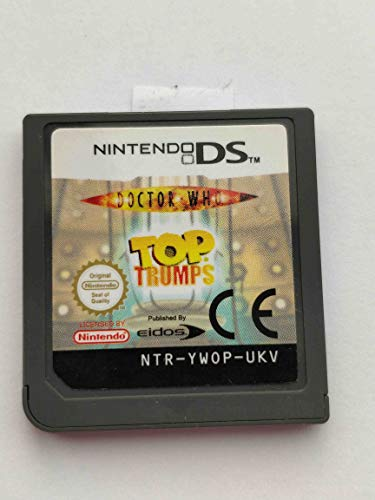 Top Trumps: Dr Who (Nintendo DS)