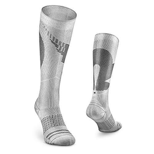 Rockay Vigor Graduated Compression Socks for Men and Women 16-23 mmHg (1 Pair)