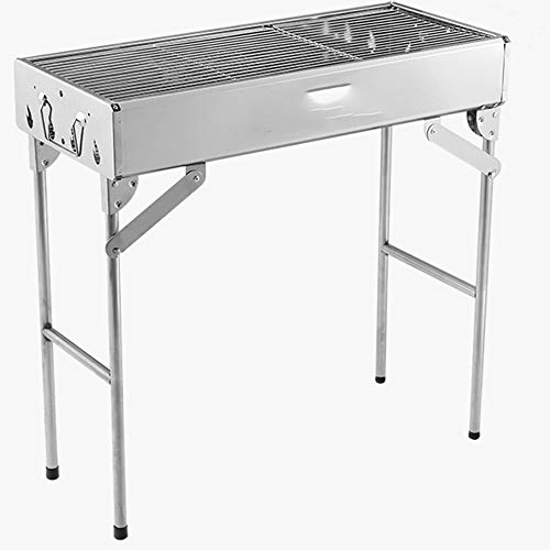 Buy Bargain DR - Outdoor Barbecue - Barbecue Home Charcoal for More Than 5 People Carbon Barbecue Ou...