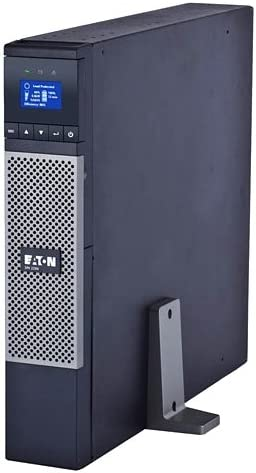 EATON 5PX1000RT 5PX 1000 Rack/Tower LCD - UPS ( rack-mountable ) - AC 100/120/127 V - 1000 Watt - 1000 VA - RS-232, USB - 8 output connector(s) - 2U