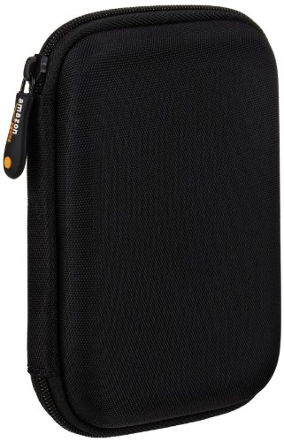 AmazonBasics External Hard Drive Zippered Carrying Case - 10-Pack