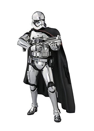 S. H. Figuarts Star Wars CAPTAIN PHASMA (THE LAST JEDI) about 155 mm ABS & PVC painted action figure image