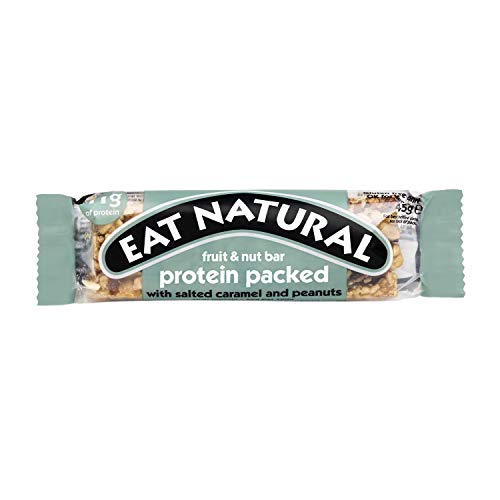 Eat Natural Protein Packed with Salted Caramel, 540 g