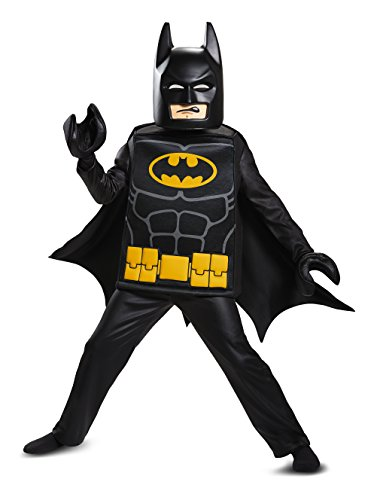 LEGO DISK23730L Batman Costumes, Boys, S