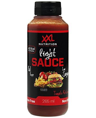 XXL Nutrition Light Sauce Tomato Ketchup