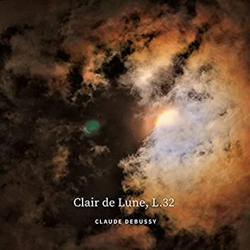 Debussy: Clair de Lune, L.32