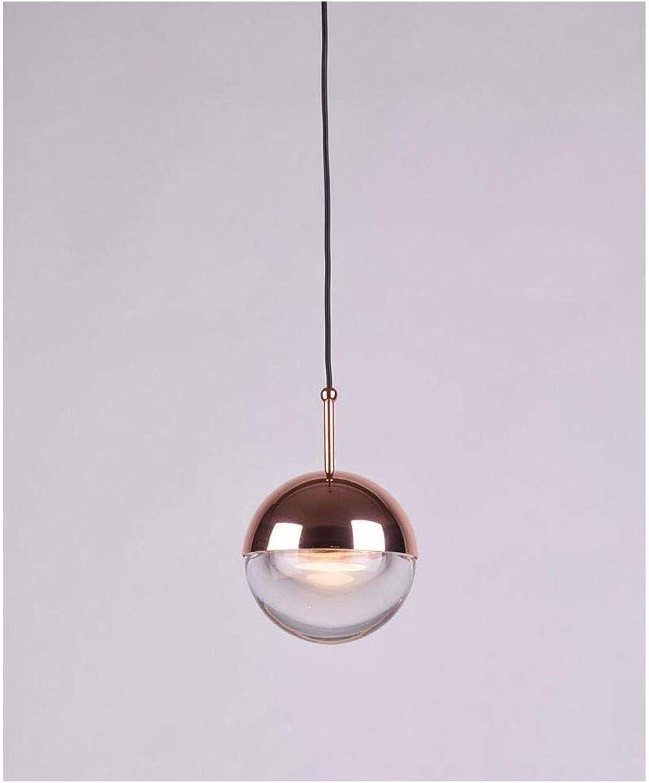 LED-Kopfschmuck mit LED-Lampe Einfache Kunst Kreative RoséGoldlampen Nordisches Barrestaurant Schlafzimmer-Nachttischbeleuchtung mit Lichtquelle