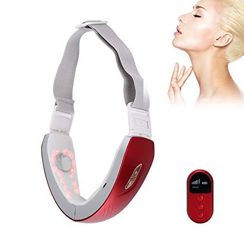 Gesichtsmassagegerät, V-Gesichtsgerät, V-Gesichts-Schlankheits-Schönheitsgerät, elektrisches EMS-Vibrationsphoton-Lichttherapie-Gesichtslifting-straffendes Massagegerät, Gesichtslifting-Gerät, Gesicht