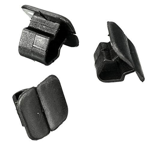 10x Abdeckstopfen Motorhaube Dämmmatte Clips Befestigung 1H586384901C DIK035
