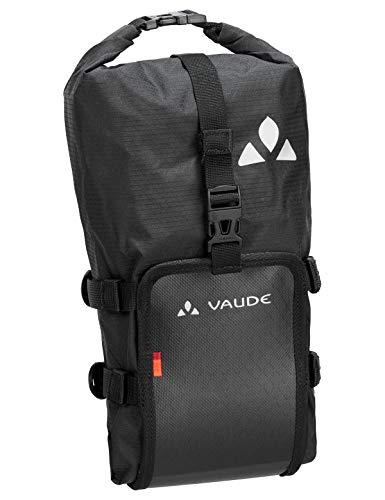VAUDE Trailmulti, Gabeltasche für Bikepacking Sporttasche, 30 cm, 5 Liter, Black Uni