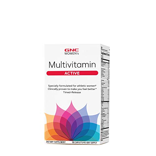 GNC Multivitamin's Women Active Tablet (90 TABLET)