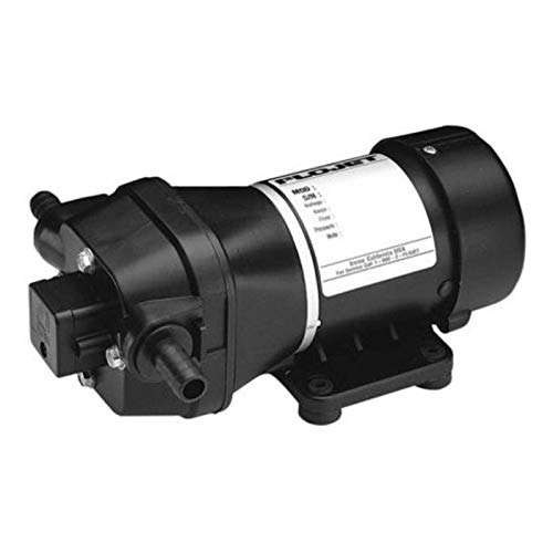 FLOJET Druckwasserpumpe 12 V - 4406 Quad II