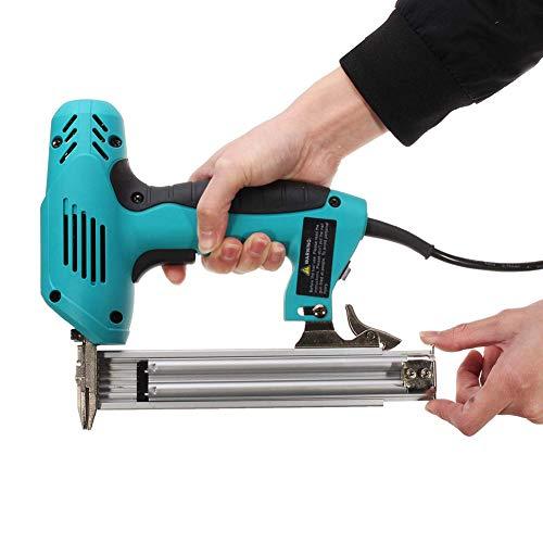 10-30mm eléctrico del clavo recto-Gun, 220V 2000W eléctrico herramienta del clavo de la madera de la grapa