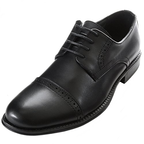 Provogue Genuine Leather Lace Up Shoes for Men