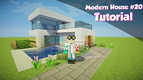 Minecraft How To Build A Small Easy Modern House Tutorial Minecraft How To Build A Small Easy Modern House Tutorial Ebook Dargon Farchi Amazon Ca Kindle Store