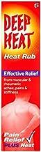 Deep Heat Heat Rub Effective Relief from Muscular Pain 35g