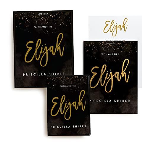 Elijah - Leader Kit: Faith and Fire