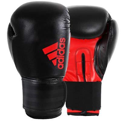 アディダス adidas ハイブリッド50 FLX 3.0 ボクシンググローブ レッド ADIH50 G/B (14oz)