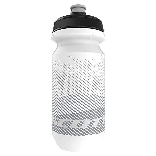Scott Corporate G4 Fahrrad Trinkflasche weiß 0.60L
