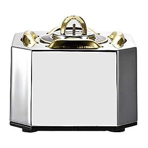 Encendedor de metal, encendedor electrónico automático multi-direccional de la antorcha, herramienta de grabado de la joyería, antorcha anti-viento para la reparación de la fabricación Fabricación Sol