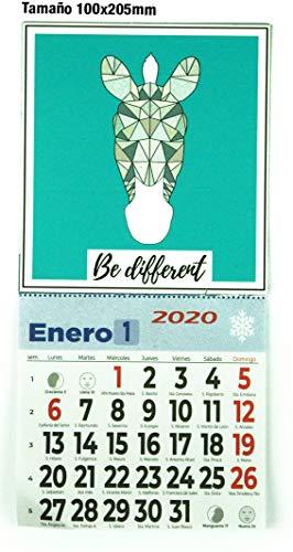 AIMANGZ NEODIMIO Calendarios Magn�ticos 10 x 20cm