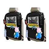 Best Kick Mats - Dotala Kick Mats with Car Back seat Organizer,XL Review