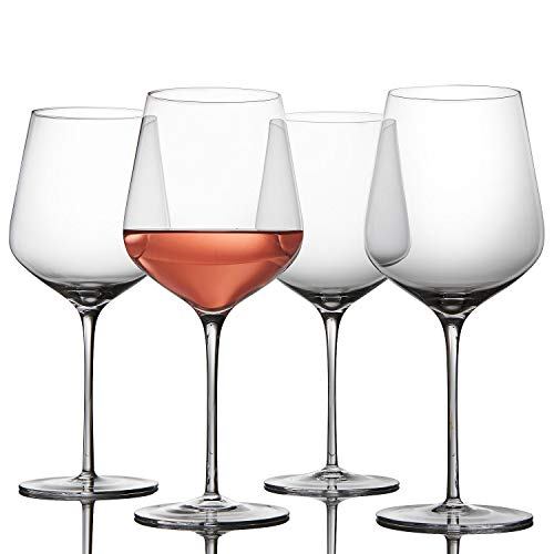 Fusion Air by Wine Enthusiast Go-To Universal Wine Glasses - Set of 4
