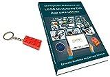 Libro 80 Proyectos de Robótica con LEGO MINDSTORMS EV3 App para tabletas + llavero LEGO