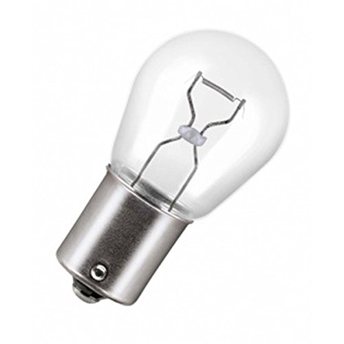 Osram OSRA7528 - Lámpara con casquillos metálicos para automóviles (P21/5W, 12.0 V, 21/5 W) - pack de 10