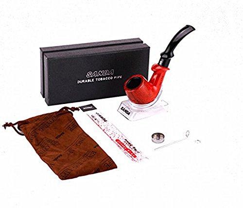 初めての方・入門・初心者にぴったりの喫煙パイプ 刻みタバコ シガー 煙管 たばこ