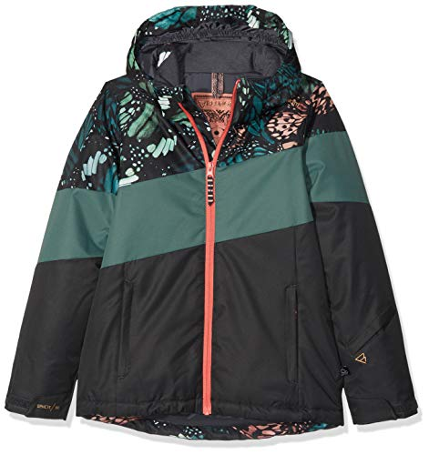 Brunotti Mädchen Moonrock JR Skijacke, Woods Green, 140