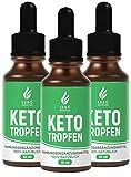 KETO TROPFEN Burn | Ketogen Drops | Extrem | Schnell | Unterstützung | Leicht & Einfach | 10 ml (3)