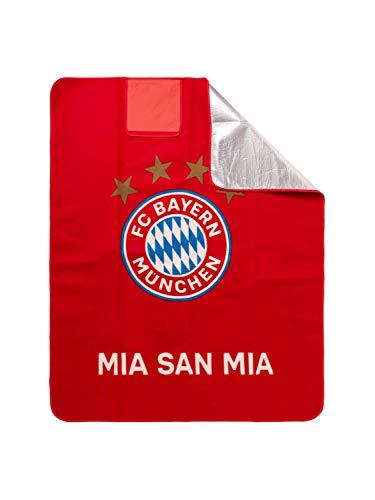 FC Bayern München Picknickdecke ca. 120 x 150 cm