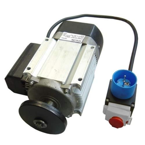 ATIKA Ersatzteil   Motor 2,2 KW 2-polig für Wippkreissäge BWS 500
