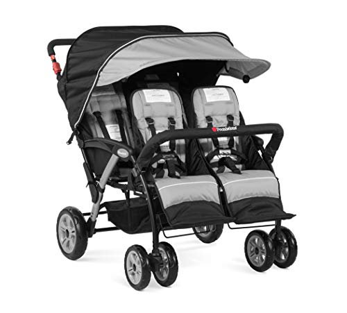 Product Image of the The Quad Sport 4-Passenger By Foundations