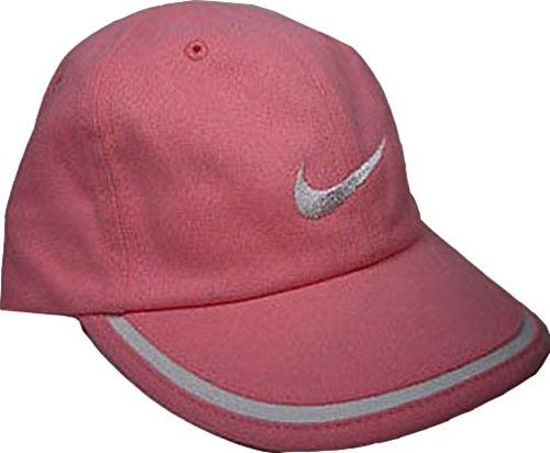Nike Swoosh Casquette – Children Size. Enfants Capuchon. Logo sur Le Devant. Courroie Réglable sur Le Dos avec Fermeture Velcro. 100% Coton. Taille S/M