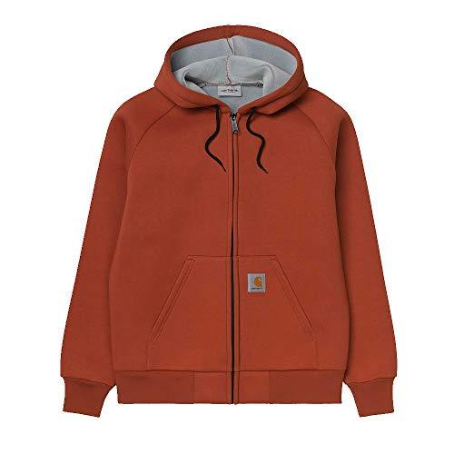 CARHARTT WIP Felpa Uomo Car-Lux Hooded Jacket I018044.0F0