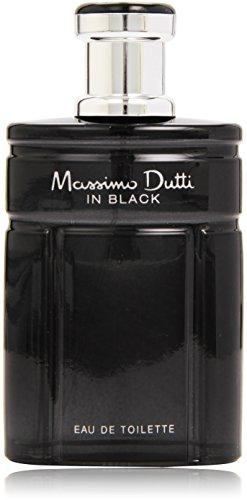 Massino Dutti in Black - Agua de colonia - 100 ml