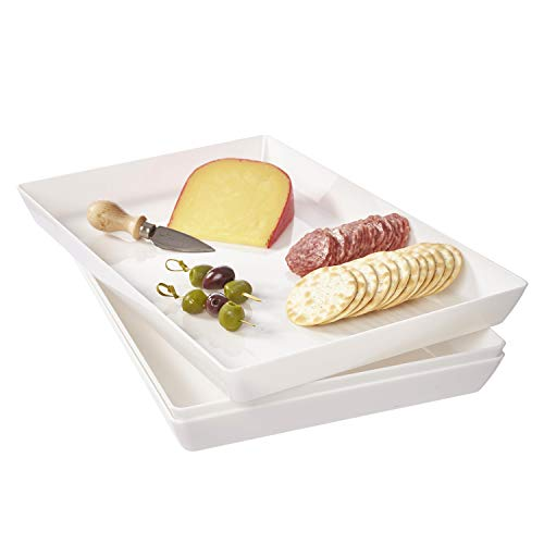 Top 10 melamine trays for serving for 2021