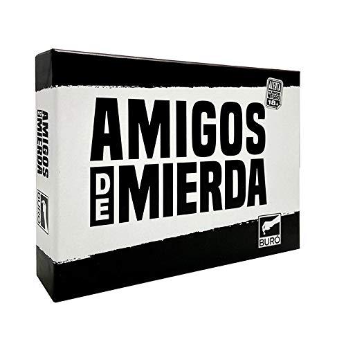 BURO de juegos 500500 - Amigos de Mierda (BURO100219)