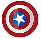 Shield Toy :: Made of High quality plastic which Replica of Superhero Shield. The diameter of shield is 12.5 Inches / 32 Cms Approx. Press the button at the back of the sheild to create the light and Action sound Effects. Features:: Light and sound ,...