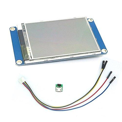 "Amazon.es - Nextion 2.8"" HMI LCD Touch Display (Aihasd)"