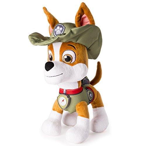 Paw Patrol, Real Talking Tracker Plush