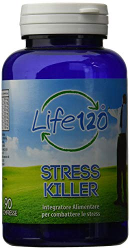 Life 120 Stress killer - 90 compresse - OneLife