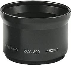 Konica Minolta ZCA-300 Adapter Ring for attaching filter/converter lens
